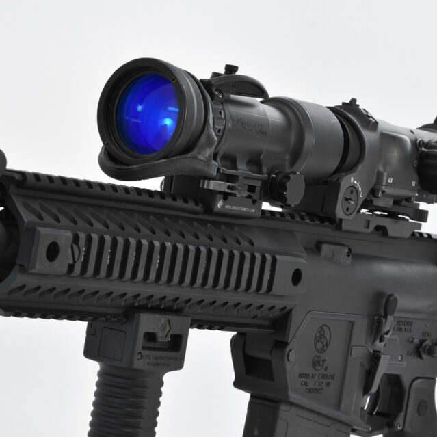 UNS-A2 Night Vision Clip-on Weapon Sight Weapon Mounted