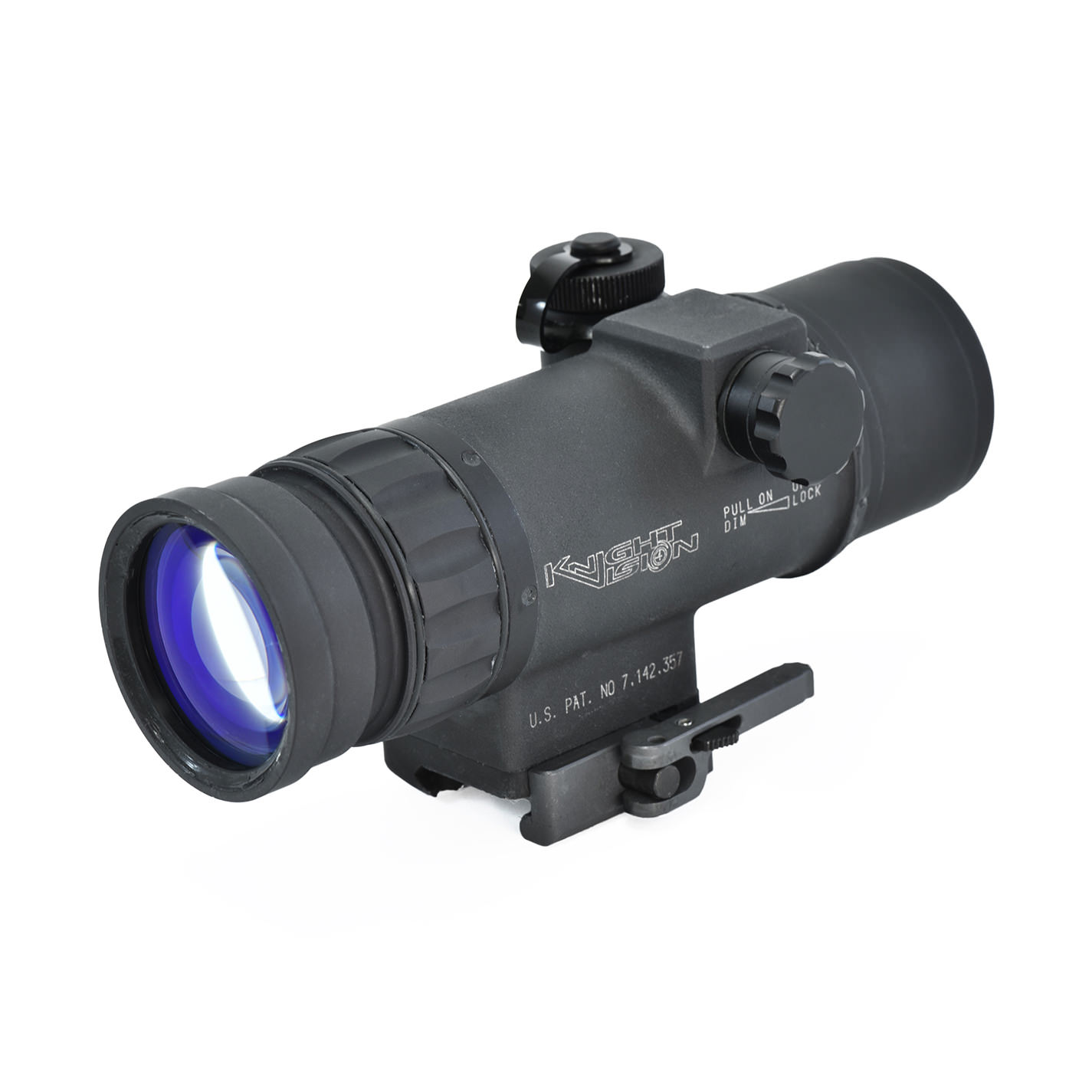 Knight Vision® UNS-SR Night Vision Clip-On Weapon Sight