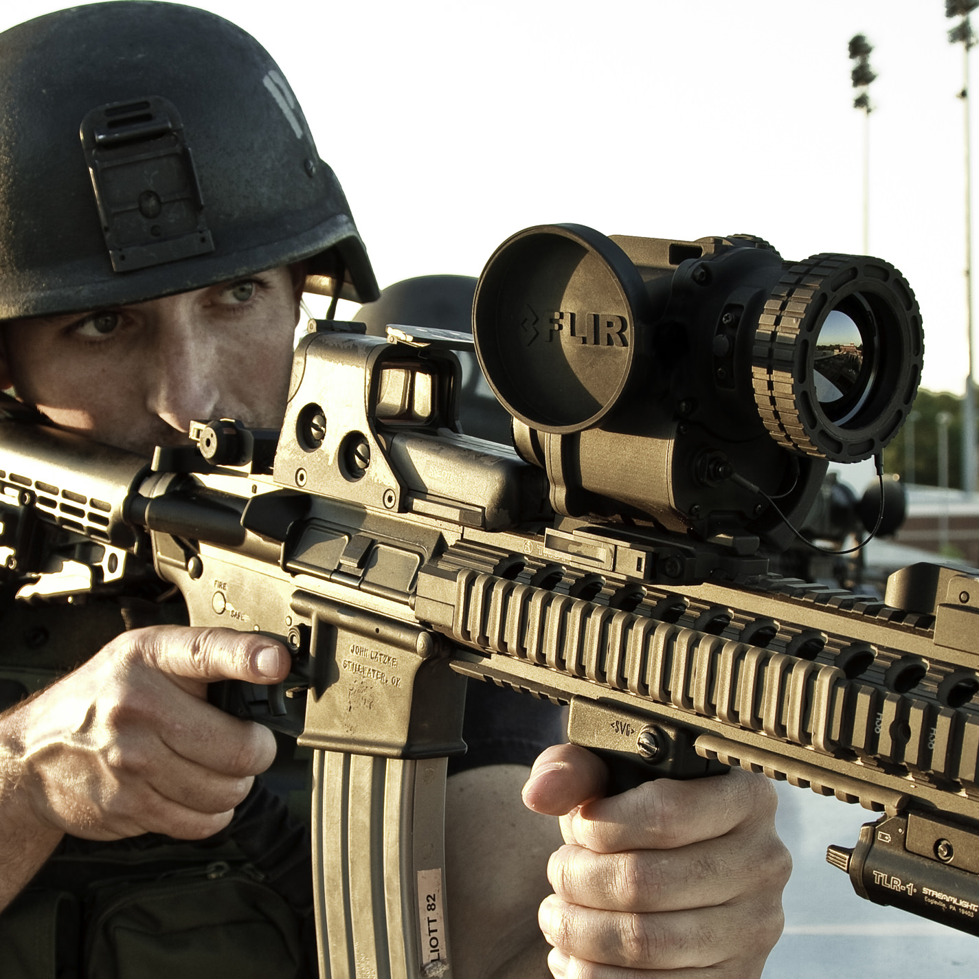FLIR ThermoSight® T50 Thermal Weapon Sight