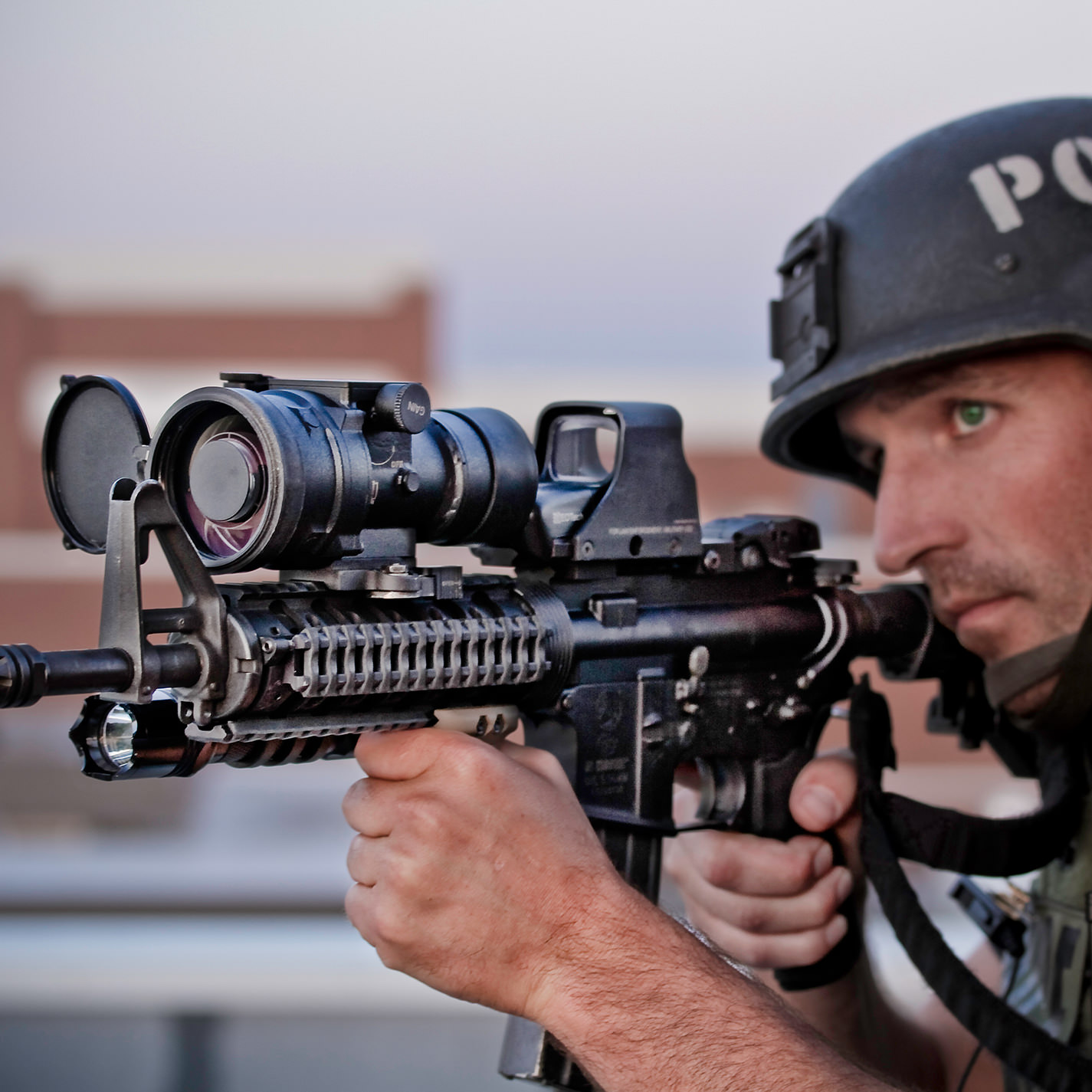 MilSight™ T90 TaNS Night Vision Weapon Sight
