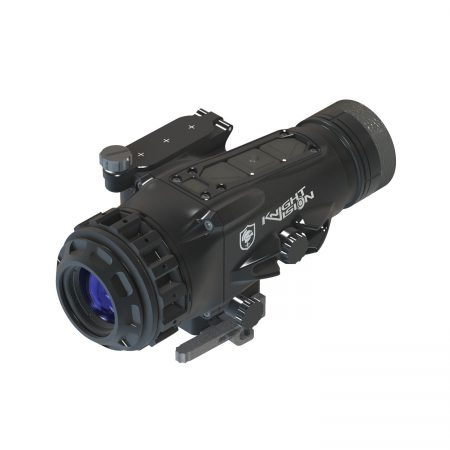 KNIGHT VISION® UNS-Ti Clip-On Thermal Weapon Sight