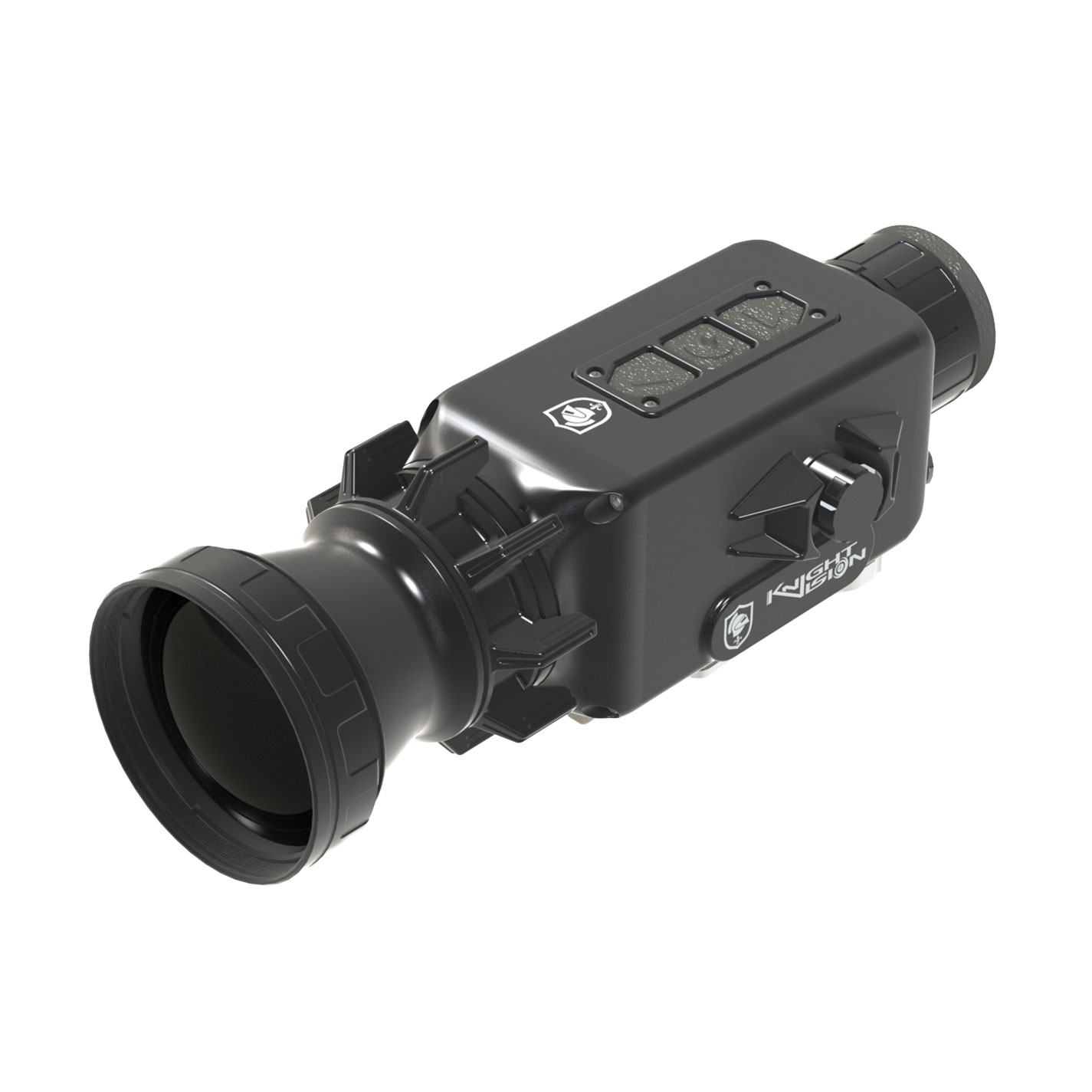 KNIGHT VISION® UNS-Ts Clip-On Thermal Weapon Sight