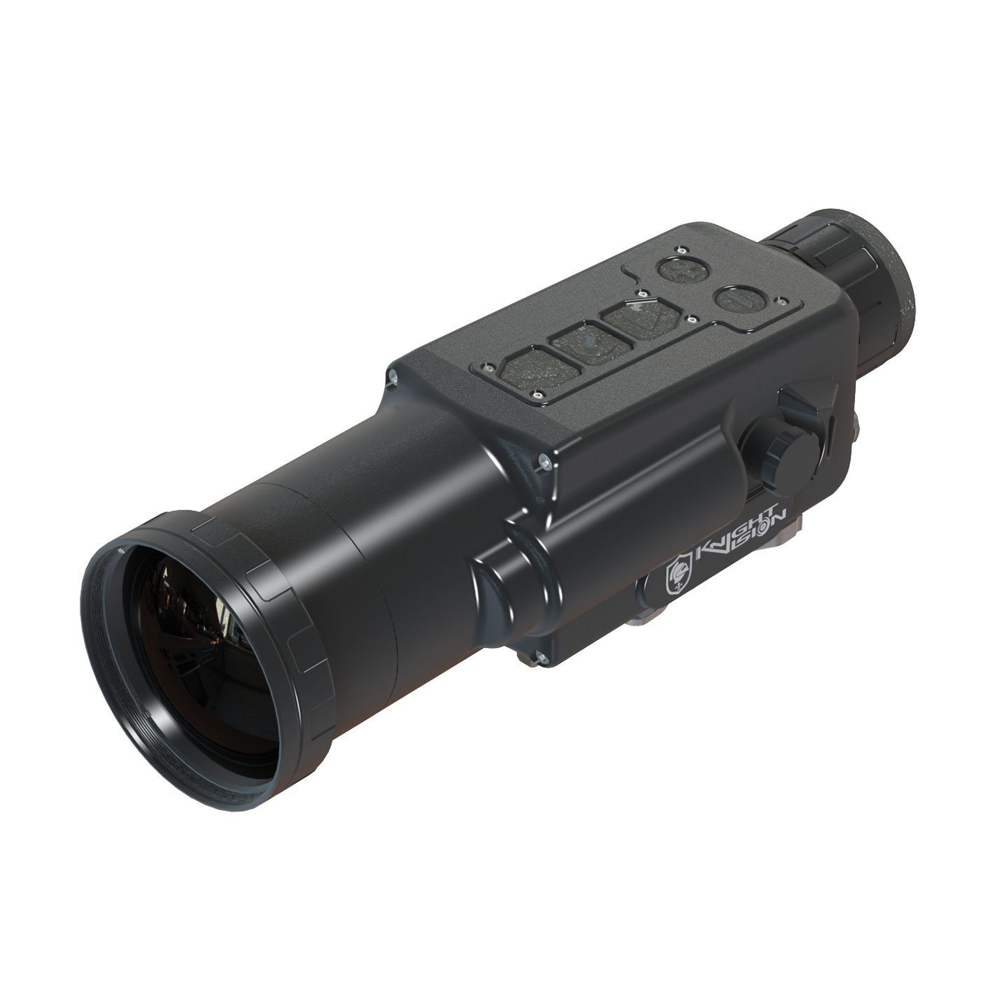 KNIGHT VISION® UNS-TsM Motorized Electric Focus Clip-On Thermal Weapon Sight