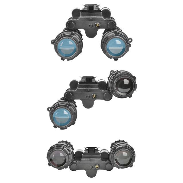 BNVD-SG UL Ultralight Standard Gain Night Vision Binocular Tactical Monocular Cutoff Feature