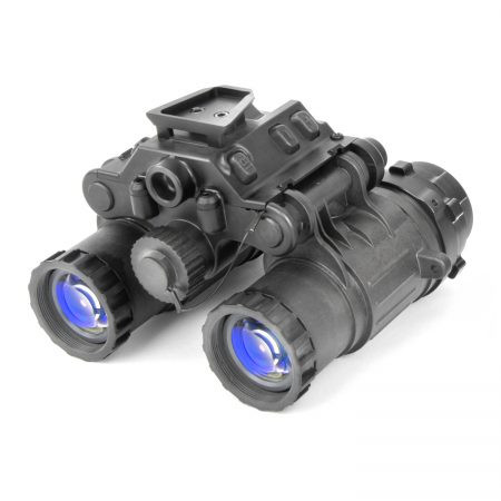 Mini B AA 18mm Night Vision Binocular - Single Gain