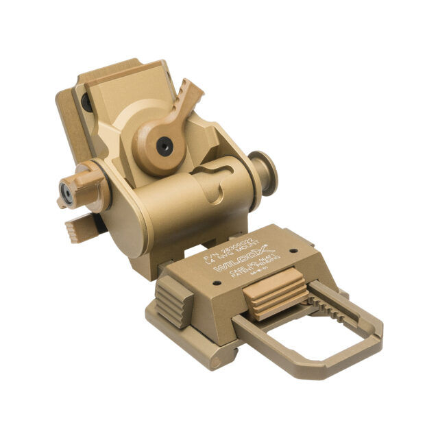 Wilcox G22 Mount in Tan