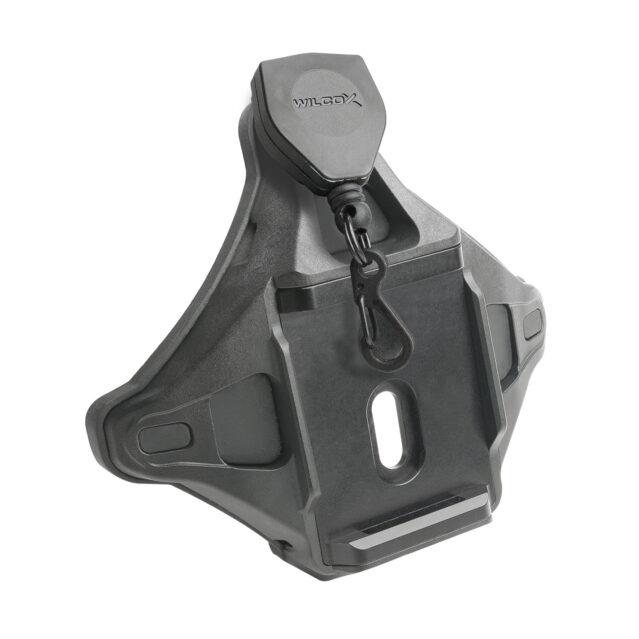 Wilcox L4 Series Hybrid Shroud in Black