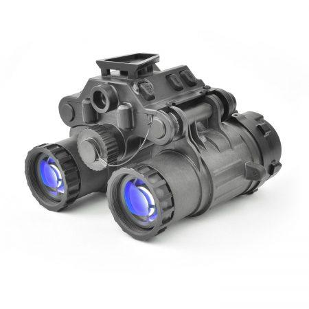Mini B AA 16mm Night Vision Binocular - Single Gain