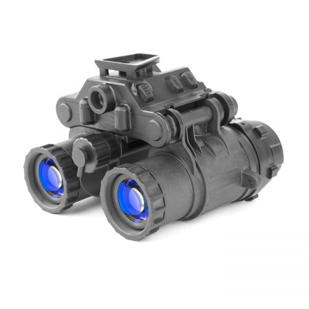 Mini B AAA 16mm Night Vision Binocular - Single Gain