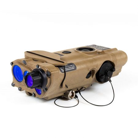 ICUGR Integrated Compact Ultralight Gun-Mounted Rangefinder