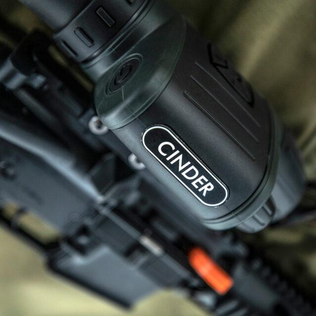 Steiner Cinder Weapon Mounted Thermal Sensor